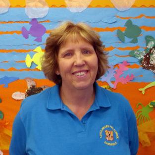 Jane Elston Pre-school Manager