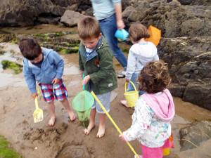 Bude Beach Trip July 2015