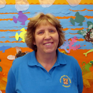 Jane Elston Pre-school Manager