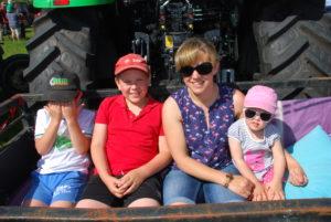 Langtree Tractor Run 2017